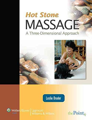 [hot stone massage: a three dimensional approach] (by: leslie bruder) [published: january, 2009]