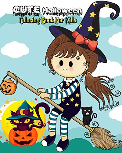 ing Book For Kids: Stress Relieving Halloween Designs Plus Halloween Activities for Kids: Mazes, Word Search Puzzle & Dot To Dot For Kids ()