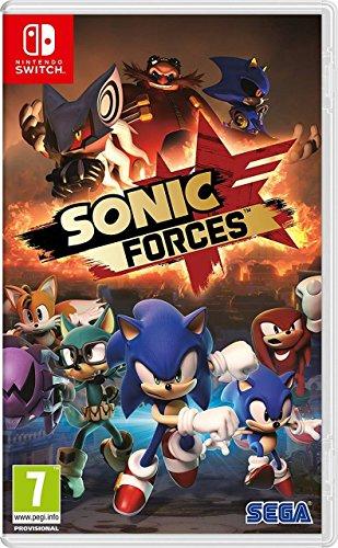 Únete a una lucha épica en Sonic Forces. El equipo que hizo realidad Sonic Colors y Sonic Generation, te da la posibilidad de unirte a una lucha épica a toda velocidad para salvar el mundo del Dr. Eggman y del misterioso nuevo villano... ¡Infinite! E...