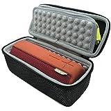 Schutzhülle für den kabellosen tragbaren Bluetooth-Lautsprecher Logitech Ultimate Ears UE Boom, Material: Eva, perfekt für Reisen, tragbare Schutzhülle (Nicht für EU-Ladegerät)