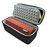 Markstore Case - Funda para Logitech Ultimate Ears UE Boom, color negro