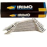 IRIMO - Llave Fija Jgo. 8 Pzs Irimo 6X22 Mm