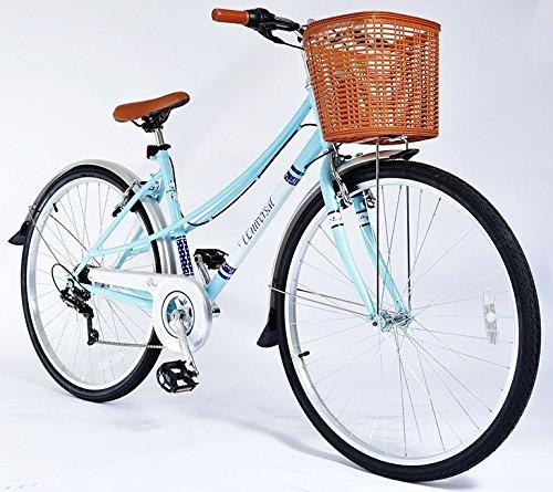 700c-chic-womans-ladies-bike-hybrid-retro-basket-commuter-bicycle-6-speed