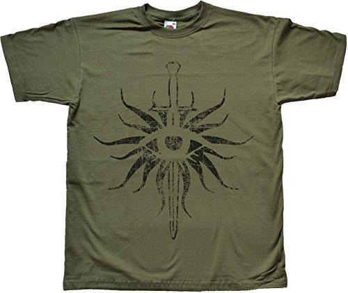 Teamzad - Camiseta verde XX-Large
