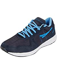 Sega Unisex Sky And Blue Marathon Running Shoes
