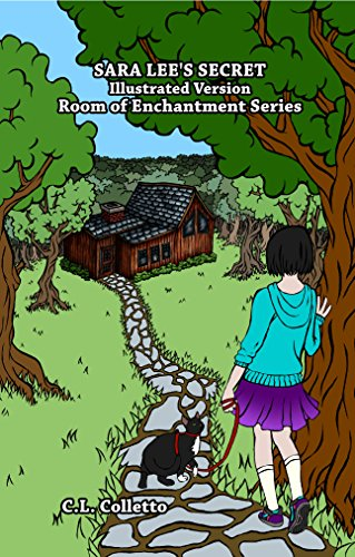 sara-lees-secret-room-of-enchantment-illustrated-version-english-edition