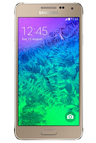 Samsung Galaxy Alpha (11,90 cm (4,7 Zoll) Super-AMOLED-Display, Octa-Core-Prozessor, 12-Megapixel-Kamera, Android) - Alpha Display Samsung