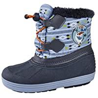 Disney Frozen Boys Olaf Snow Boots