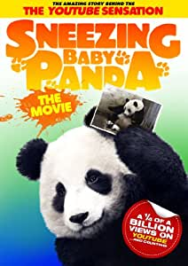 Sneezing Baby Panda - The Movie [DVD]