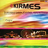 eKirmes: Transportable Funfair Attractions / Transportable Kirmes Fahrgeschäfte und Achterbahnen