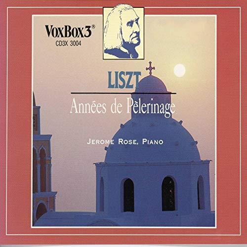 Années de pèlerinage I, Switzerland, S. 160: No. 9, Les cloches de Genève Geneve Music Box