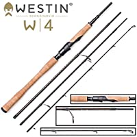 Ultra Light Spinnrute für Barsch und Zander Westin W4 Light Stick L 195cm 3-10g