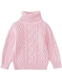 POLP Niño Invierno Unisex Camiseta de Manga Larga para niños Otoño Invierno  Bebe Niña Abrigo Chaqueta e64c0633548