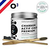 Tillmann's Poudre de Charbon Blanchissante //Pot plus grand// Charbon Dent...