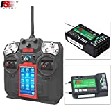 1set Newest Flysky FS-I8 Transmitter+IA6B/IA10B receiver For RC Drone Quadcopter Fixed-wing Helicopter