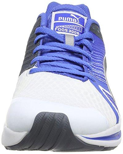 300 02 Da Faas forte Puma Corsa Bianche Mens Bianco S turbolenza Blu Scarpe V2 5Hg4gnw