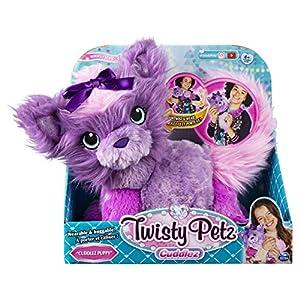 Spin Master Twisty Petz Puppy - Juguetes de Peluche (Animales de Juguete, Multicolor, Felpa, 4 año(s), Cachorro, Chica)