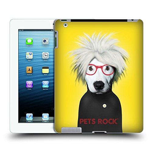 Ufficiale Pets Rock Zuppa Iconico 2 Cover Retro Rigida per Apple iPad 3 / (3 Zuppa)