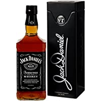 Jack Daniels - Old No. 7 In Branded Metal Box (1.75 Litre) -