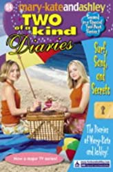 Surf, Sand and Secrets (Two Of A Kind Diaries, Book 24) by Mary-Kate Olsen (2004-04-05)