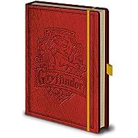 """Libreta A5 con diseño de Harry Potter""""Gryffindor"""", de Pyramid International"""
