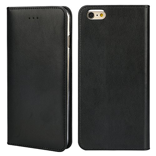 Funda iPhone 6S, IPHOX iPhone 6 Carcasa Libro de Cuero Con Tapa...