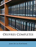 Oeuvres Completes - Nabu Press - 05/03/2010