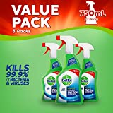 Best Mildew Cleaners - Dettol Anti-Bacterial Mould and Mildew Remover, 750 ml Review
