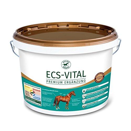 Atcom ECS-Vital (Cushing) - Mineralfutter für stoffwechselempfindliche und/oder ältere Pferde