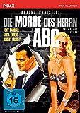 Agatha Christie: Die Morde des Herrn ABC (The Alphabet Murders) / Spannende Hercule Poirot-Verfilmung mit Tony Randall, Robert Morley und Anita Ekberg (Pidax Film-Klassiker)