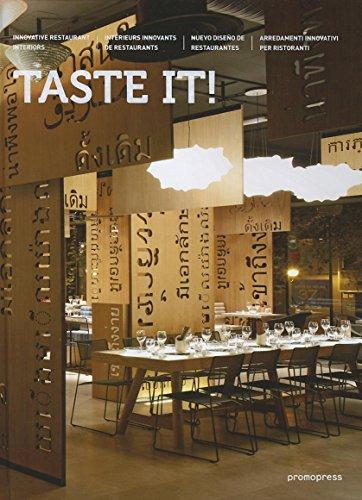 Taste It! - Nuevo Diseño De Restaurantes