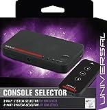 Console-Selector HDMI-Verteiler mit Fernbedienung / Umstecker / Mehrfachstecker / HDMI Switch mit 3 Anschlüssen