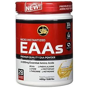 All Stars EAA Powder, Fresh Orange, 1er Pack (1 x 400 g)