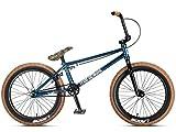 20 Zoll mafiabikes BMX Bike Kush 2+ verschiedene Farbvarianten , Farbe:blau