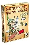 Pegasus Spiele 17215G - Munchkin 5, Wirre Waldläufer