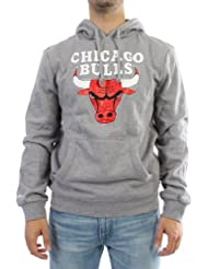 Mitchell & Ness NBA Chicago Bulls Team sweat capuche