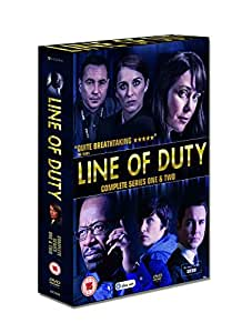 Line of Duty Complete Series 1 and 2 [DVD]