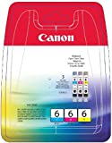 Canon Original Ink Multi-Pack BCI-6C, 6M, 6Y