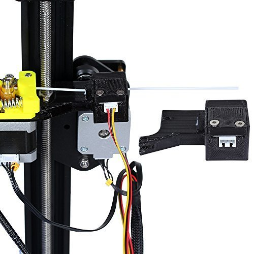 Comgrow 3D-Drucker CR-10 S5 Filament Monitor with Dual Z Lead Screws 500x500x500mm - 4
