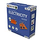 Give your child an exciting, hands-on introduction to electricity with Sparky & Bright's Secret Lab of Electricity Jr. This innovative kit contains 10 different do-it-yourself activities that will give your child an entertaining, concrete knowled...