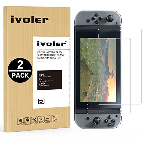 2-pieces-nintendo-switch-protection-ecran-ivoler-020-mm-durete-9h-film-protection-decran-en-verre-tr