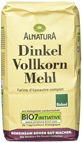 Alnatura Bio Dinkelvollkornmehl, 1.00 kg