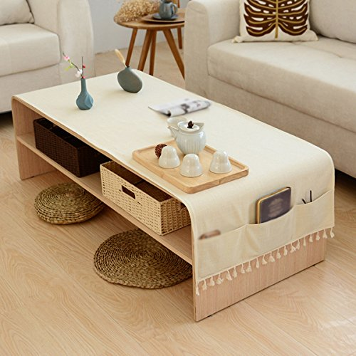 GNOW Tablecloth Tischdecke/Japanisch Home Farbe Tischdecke Stoff/Moderne,  Einfache Doppel Seite