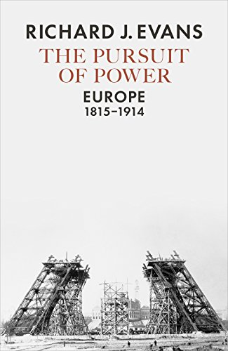 The Pursuit of Power: Europe, 18151914 (Allen Lane History) Picture
