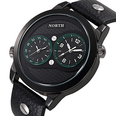 beautiful-watches-north-dual-time-display-male-sport-watches-genuine-leather-water-resistant-fashion