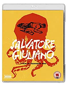 Salvatore Giuliano (Blu-ray + DVD)