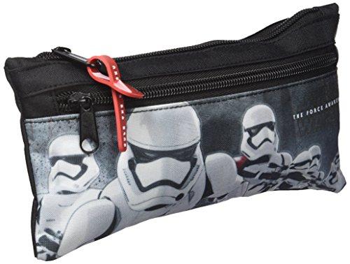 Star Wars- Estuche portatodo Dos Cremalleras (SAFTA 811601029)