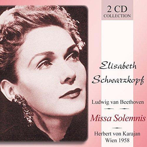 E. Schwarzkopf / Missa Solemnis