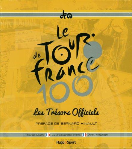 Descargar Libro Les trésors officiels du Tour de France de Serge Laget