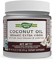 Nature's Way Organic Coconut Oil, 4